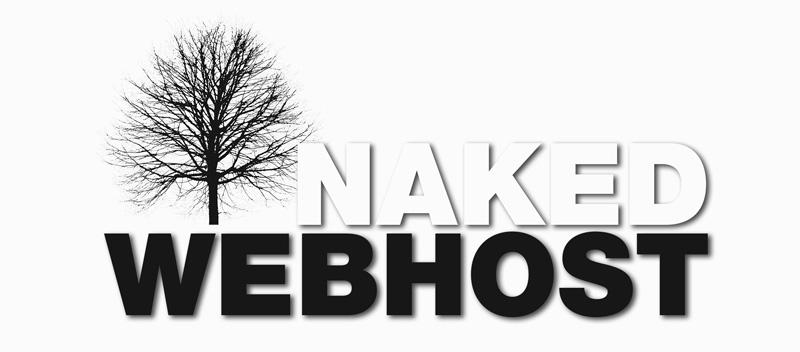 Naked Webhost Logo